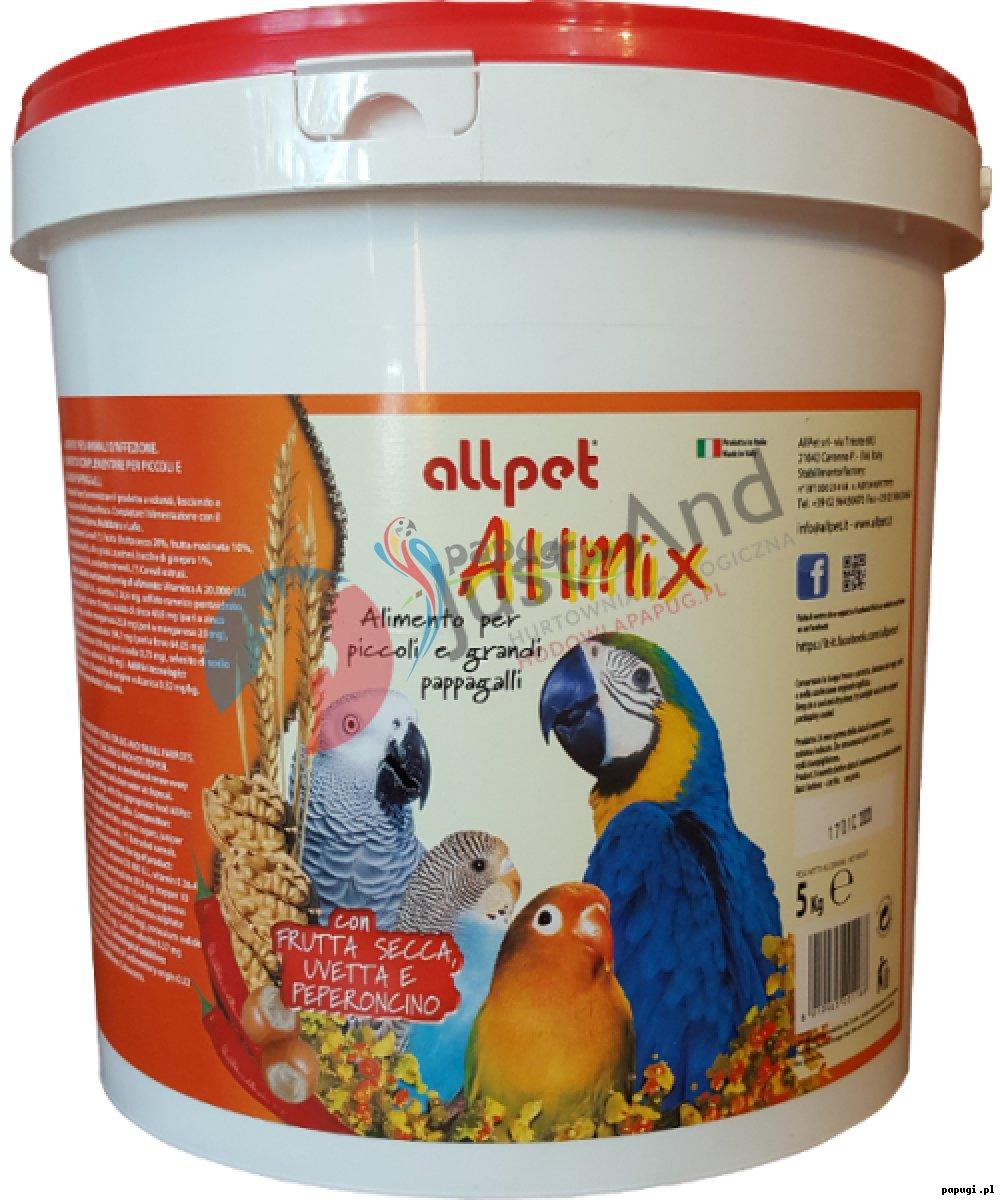 Allpet - przysmak - Pokarm jajeczno-owocowy 5 kg (gruby)